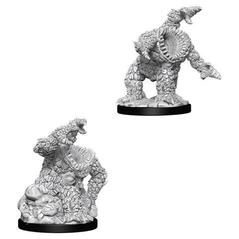 Dungeons & Dragons: Nolzur's Marvelous Unpainted Miniatures: Xorn