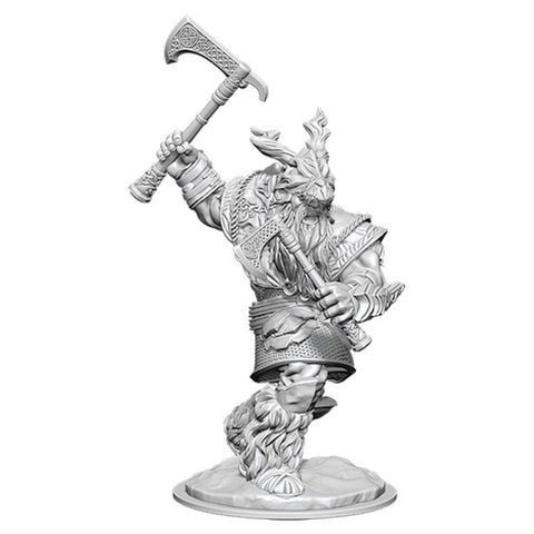 Dungeons & Dragons: Nolzur's Marvelous Unpainted Miniatures: Frost Giant Male