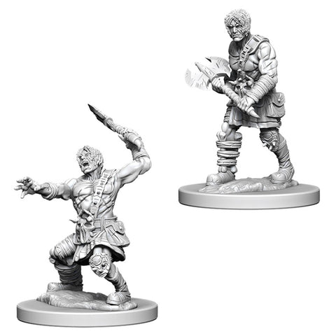Dungeons & Dragons: Nolzur's Marvelous Unpainted Miniatures: Nameless One