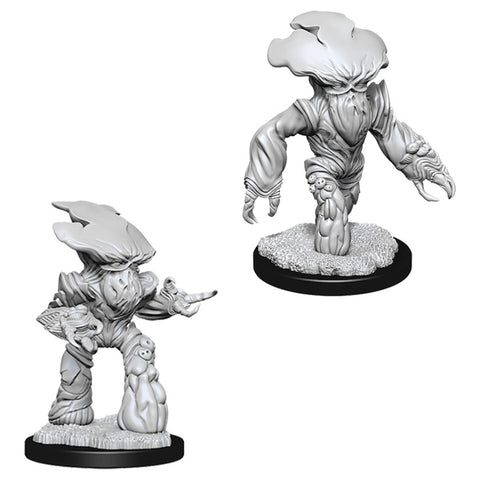 Dungeons & Dragons: Nolzur's Marvelous Unpainted Miniatures: Myconid Adults