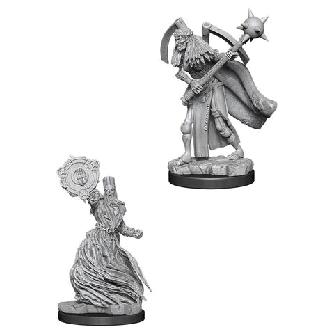 Pathfinder Deep Cuts Unpainted Miniatures: Liches