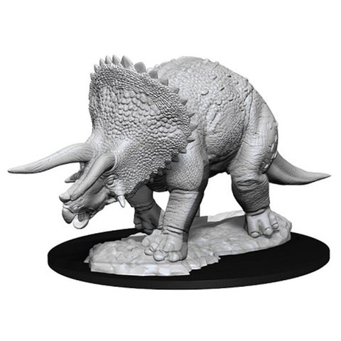 Dungeons & Dragons: Nolzur's Marvelous Unpainted Miniatures: Triceratops