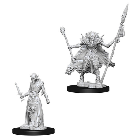Pathfinder Deep Cuts Unpainted Miniatures: Ghouls
