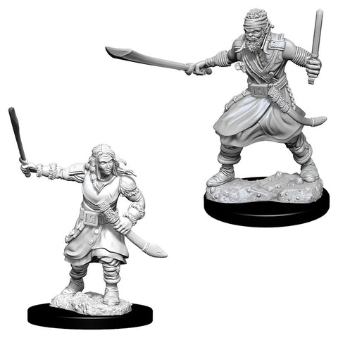 Dungeons & Dragons: Nolzur's Marvelous Unpainted Miniatures: Bandits