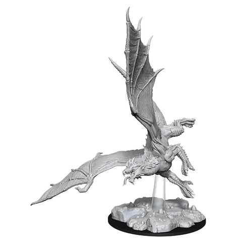 Dungeons & Dragons: Nolzur's Marvelous Unpainted Miniatures: Young Green Dragon