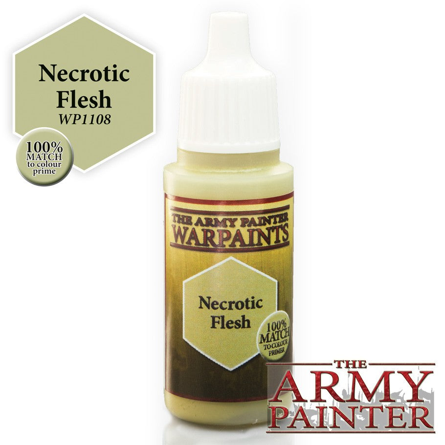 Warpaints: Necrotic Flesh 18ml