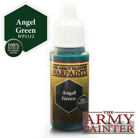 Warpaints: Angel Green 18ml