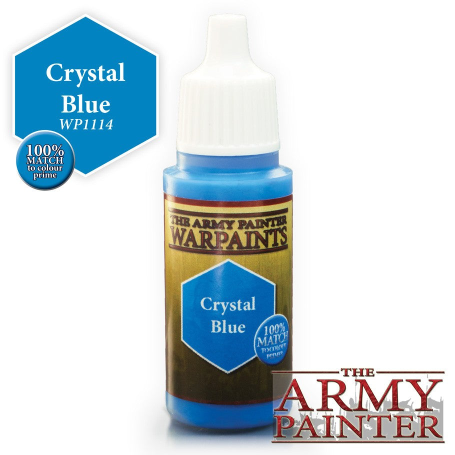Warpaints: Crystal Blue 18ml