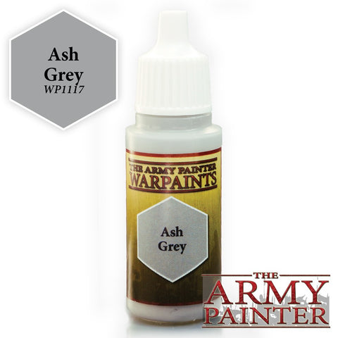 Warpaints: Ash Grey 18ml