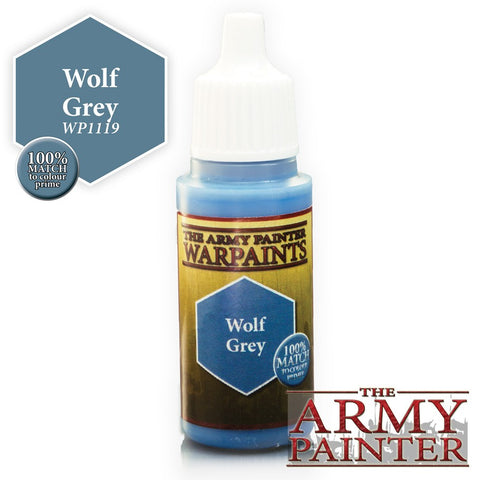 Warpaints: Wolf Grey 18ml