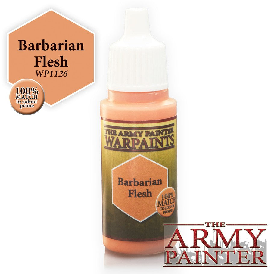 Warpaints: Barbarian Flesh 18ml