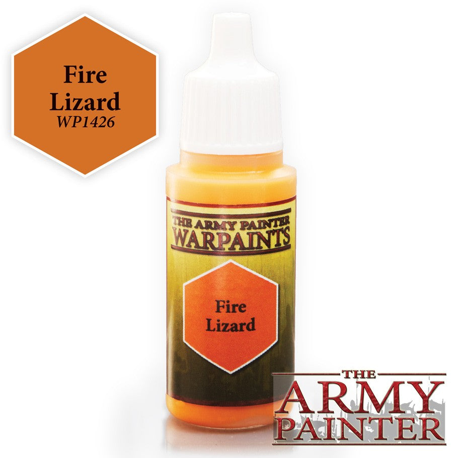 Warpaints: Fire Lizard 18ml
