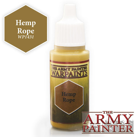 Warpaints: Hemp Rope 18ml