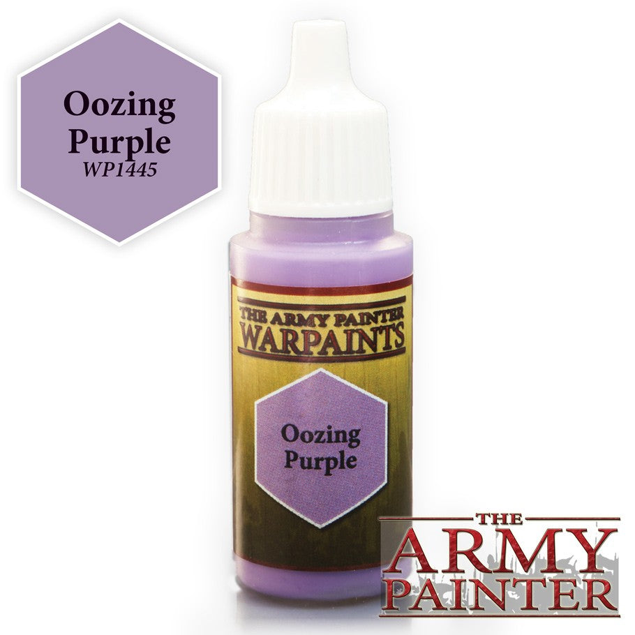 Warpaints: Oozing Purple 18ml