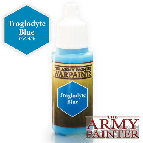 Warpaints: Troglodyte Blue 18ml
