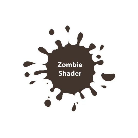 Warpaints: Zombicide: Zombie Shader 18ml