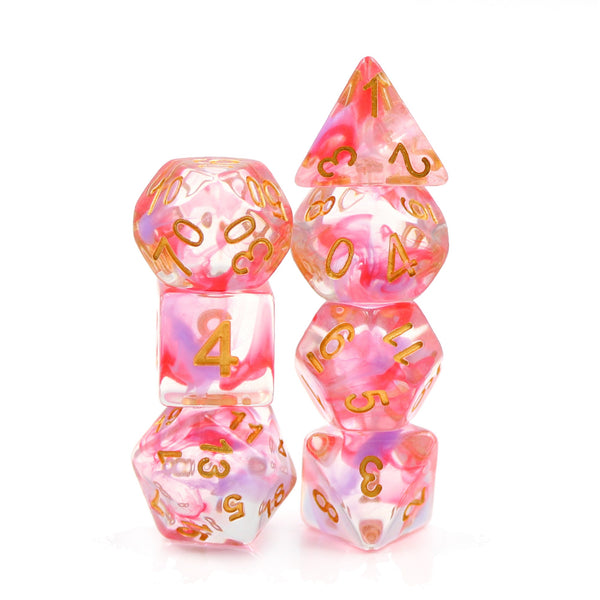 Sea Anemone Dice Set