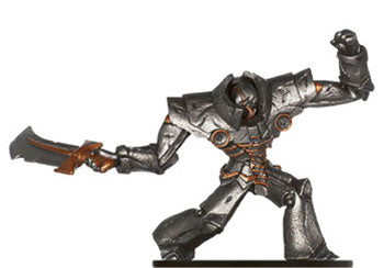 Iron Golem Juggernaut #23 Lords of Madness D&D Miniatures