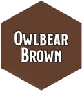 Nolzur's Marvelous Pigments - Owlbear Brown