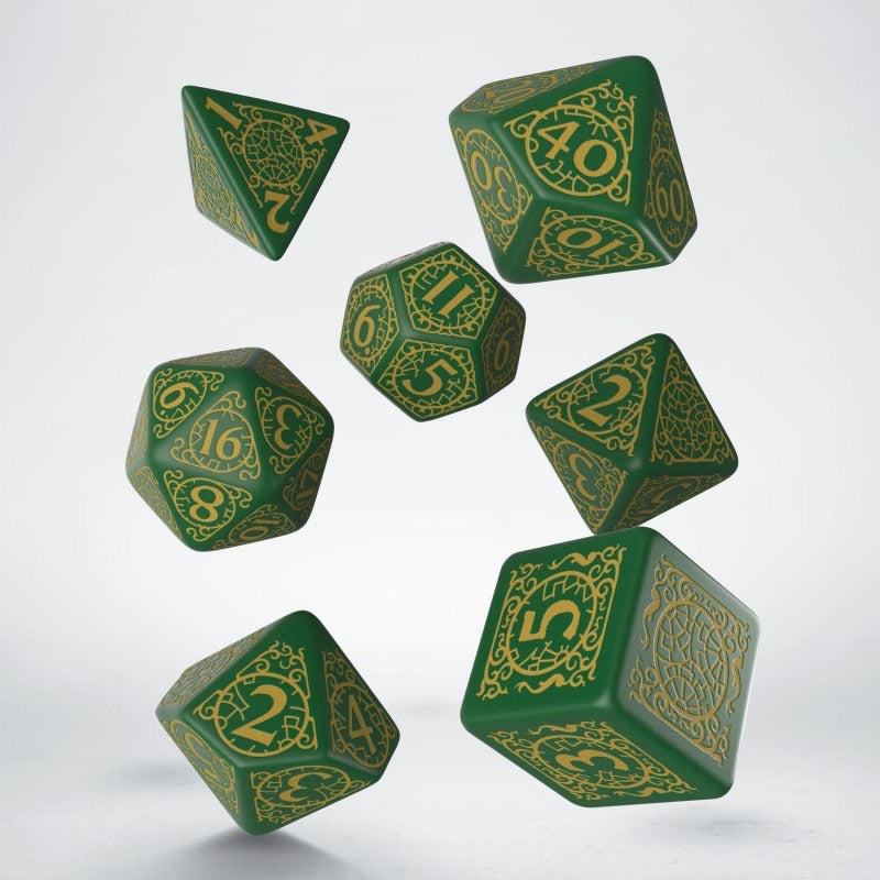 Pathfinder: Jade Regent Dice Set