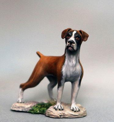 Visions In Fantasy: Boxer Dog