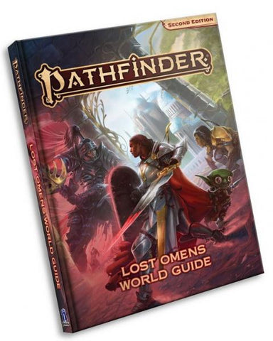 Pathfinder (P2): Pathfinder Lost Omens World Guide