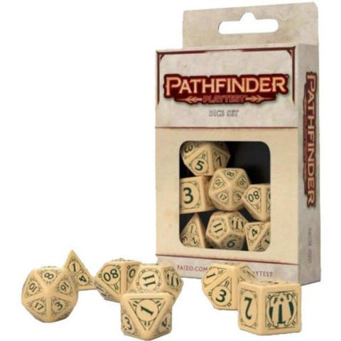 Pathfinder: Dice Set
