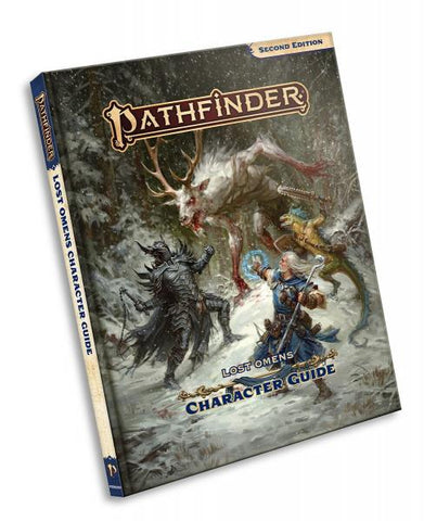 Pathfinder (P2): Pathfinder Lost Omens Character Guide