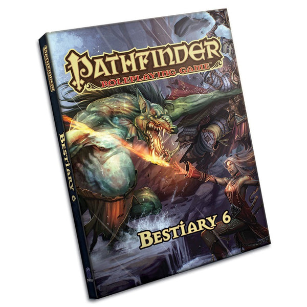 Pathfinder Role Playing Game: Bestiary 6 (HC)