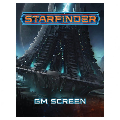 SF RPG: GM Screen