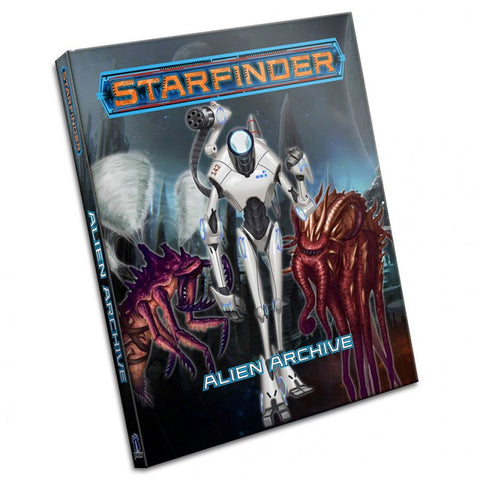SF RPG: Alien Archive