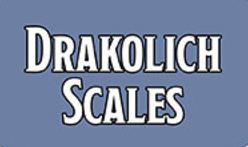 Nolzur's Marvelous Pigments - Dracolich Scales