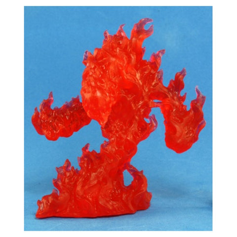 Bones: Large Fire Elemental