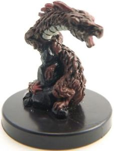 Fiendish Dire Weasel #31 Aberrations D&D Miniatures