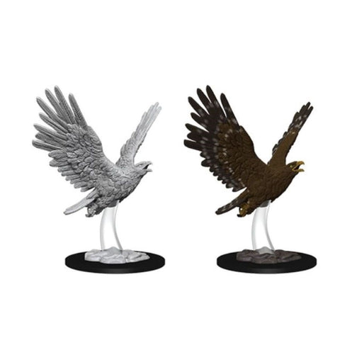 Pathfinder Battles Deep Cuts Unpainted Miniatures: Giant Eagle