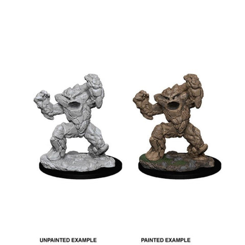 Dungeons & Dragons: Nolzur's Marvelous Unpainted Miniatures: Earth Elemental