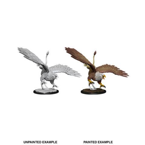 Dungeons & Dragons: Nolzur's Marvelous Unpainted Miniatures: Griffon