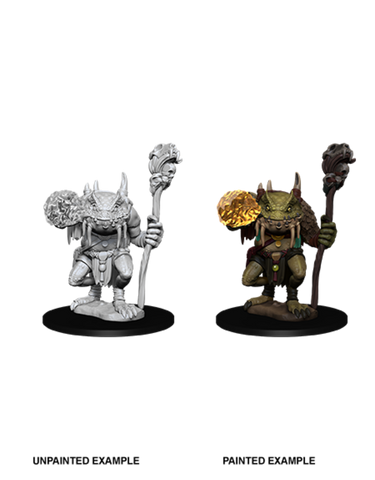 Dungeons & Dragons: Nolzur's Marvelous Unpainted Miniatures: Green Slaad