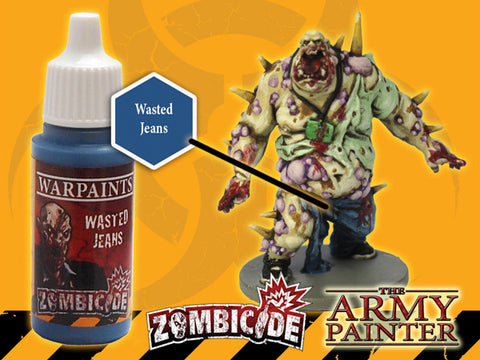 Warpaints: Zombicide: Wasted Jeans 18ml