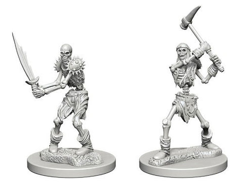 Dungeons & Dragons: Nolzur's Marvelous Unpainted Miniatures: Skeletons
