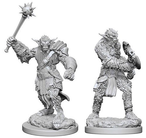 Dungeons & Dragons: Nolzur's Marvelous Unpainted Miniatures: Bugbears