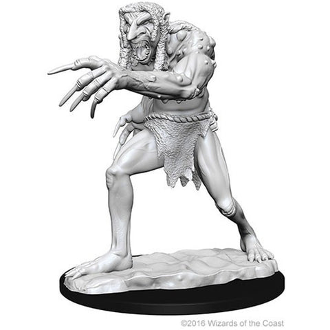 Dungeons & Dragons: Nolzur's Marvelous Unpainted Miniatures: Troll