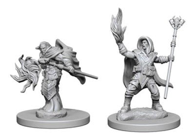 Dungeons & Dragons: Nolzur's Marvelous Unpainted Miniatures: Elf Male Wizard