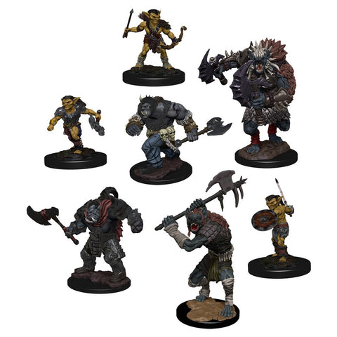 D&D Icons of The Realms: Monster Pack: Village Raiders