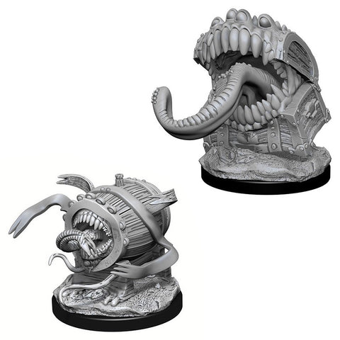 Dungeons & Dragons: Nolzur's Marvelous Unpainted Miniatures: Mimics