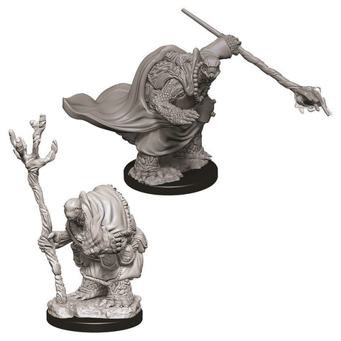 Unpainted Miniatures – Magic Mini Man