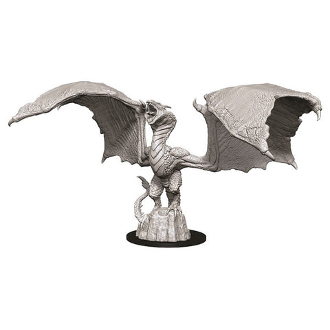 Dungeons & Dragons: Nolzur's Marvelous Unpainted Miniatures: Wyvern