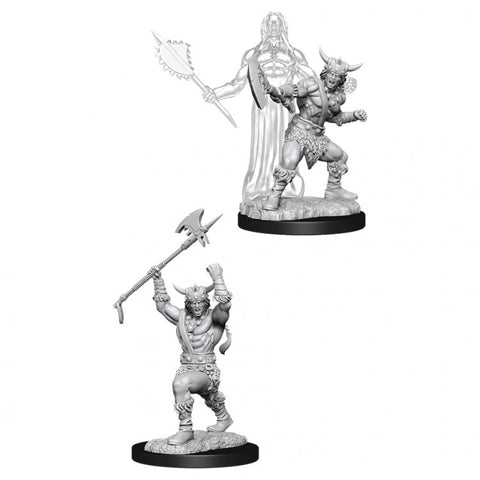 Dungeons & Dragons: Nolzur's Marvelous Unpainted Miniatures: Male Human Barbarian
