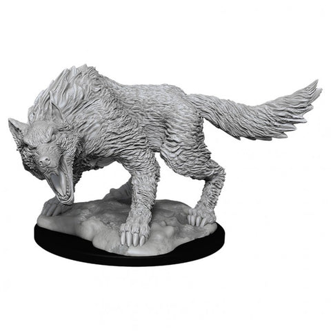 Dungeons & Dragons: Nolzur's Marvelous Unpainted Miniatures: Winter Wolf