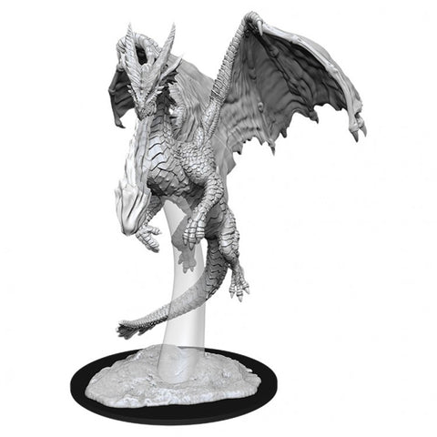 Dungeons & Dragons: Nolzur's Marvelous Unpainted Miniatures: Young Red Dragon